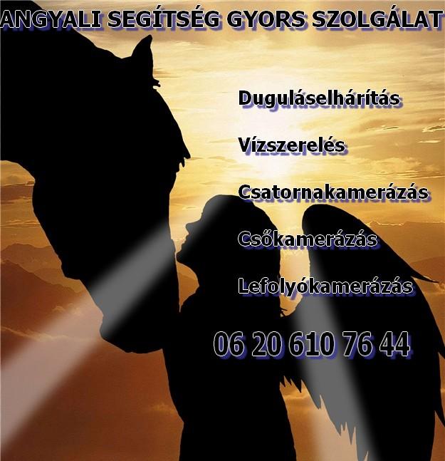 Duguláselhárítás Szeged